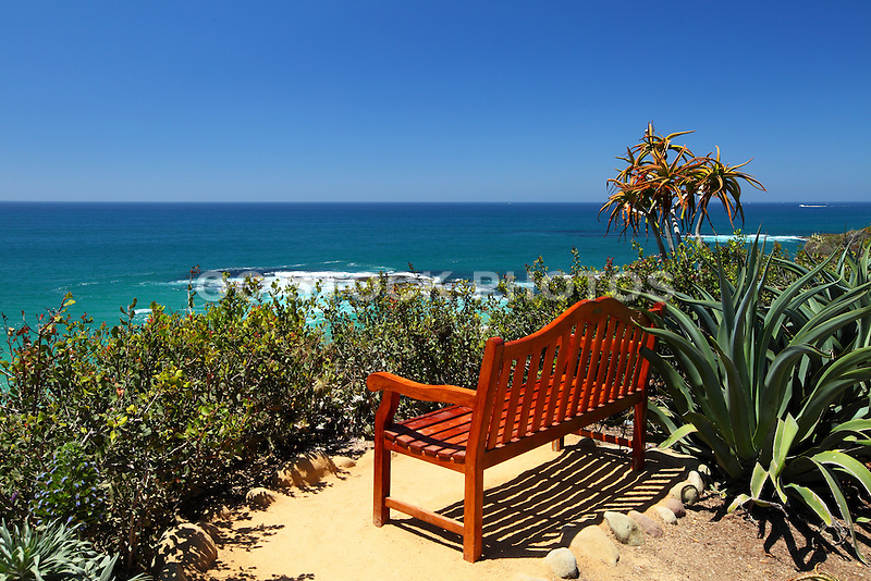A View Of Laguna Beach From Above