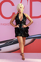 NEW YORK, NY - JUNE 3: Bebe Rexha at the 2019 CFDA Fashion Awards at the Brooklyn Museum of Art on June 3, 2019 in New York City. <br /> CAP/MPI/DC<br /> ©DC/MPI/Capital Pictures