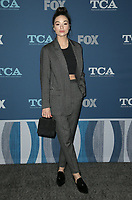 04 January 2018 - Pasadena, California - Crystal Reed. 2018 Winter TCA Tour - FOX All-Star Party held at The Langham Huntington Hotel. <br /> CAP/ADM/FS<br /> &copy;FS/ADM/Capital Pictures