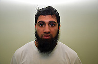 Pictured: Police custody picture of Adeel Ul Haq<br />