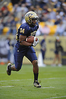 25 October 2008:  Pitt RB/KR LaRod Stephens-Howling (34) returned 8 kickoffs for 152 yards.  The Rutgers Scarlet Knights defeated the Pittsburgh Panthers 54-34 October 25, 2008 at Heinz Field in Pittsburgh, PA..