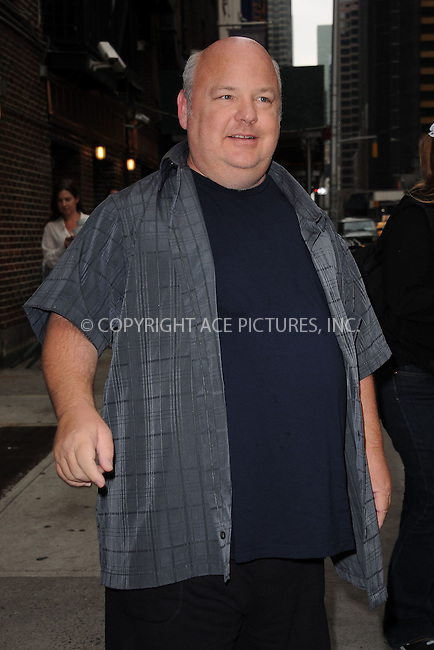 WWW.ACEPIXS.COM . . . . . .May 14, 2012...New York City....Kyle Gass tapes an appearance on the Late Show with David Letterman on May 1, 2012  in New York City ....Please byline: KRISTIN CALLAHAN - ACEPIXS.COM.. . . . . . ..Ace Pictures, Inc: ..tel: (212) 243 8787 or (646) 769 0430..e-mail: info@acepixs.com..web: http://www.acepixs.com .