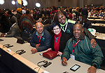 Copenhagen - Denmark, December 02, 2018 -- International Trade Union Confederation - 4th ITUC World Congress 'Building Workers' Power' at Bella Center -- Photo: © HorstWagner.eu / ITUC