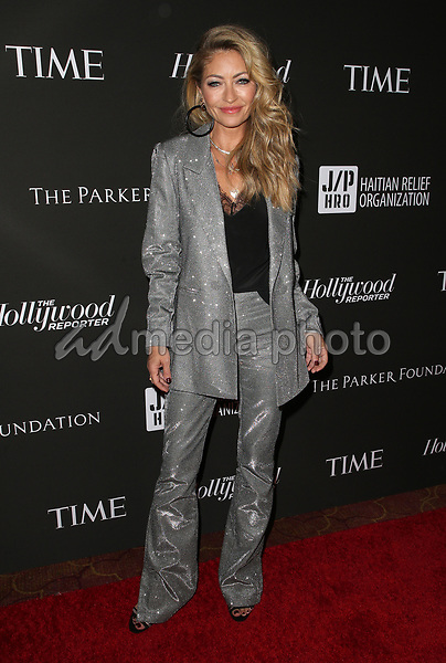 05 January 2019 - Los Angeles, California - Rebecca Gayheart. Sean Penn CORE Gala: Benefiting the organization formerly known as J/P HRO & Its Life-Saving Work Across Haiti & the World held at Wiltern Theater. Photo Credit: Faye Sadou/AdMedia