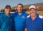 Steve Schiller, Mike Wurm, Executive Director of Boys and Girls Club, and Mike Harrigan and the Microsoft 8th Annual Charity Golf Tournament held at Red Hawk Golf and Resort in Sparks on Friday, August 19, 2016.