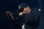 T.I. Performs onstage during Power 105.1's Powerhouse 2014 at Barclays Center, Brooklyn, NY