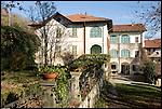 La casa di Giuseppe Giacosa, poeta, drammaturgo e librettista  risorgimentale