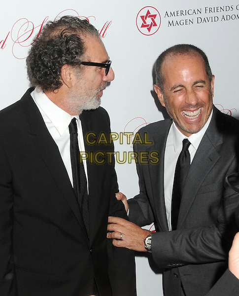 22 October 2015 - Beverly Hills, California - Michael Richards, Jerry Seinfeld. 3rd Annual Red Star Ball Hosted by the American Friends of Magen David Adom.  <br /> CAP/ADM/BP<br /> &copy;BP/ADM/Capital Pictures