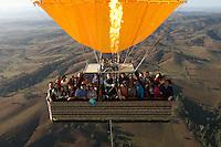 20131007 October 07 Hot Air Balloon Gold Coast