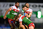 BRISBANE, AUSTRALIA - June 1:  during the QRL Intrust Super Cup Round 12 match between Wynnum Manly Seagulls and Townsville Blackhawks on June 1, 2019 in Brisbane, Australia. (Photo by Patrick Kearney)