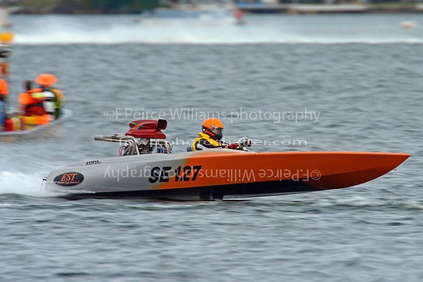 Katelyn Shaw, SE-127  (SE class flatbottom)