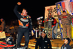 Oct 18, 2008; 11:07:57 PM;  Rural Retreat, VA, USA; FASTRAK Racing Series Grand Nationals race at Wythe Raceway. Mandatory Credit: (thesportswire.net)