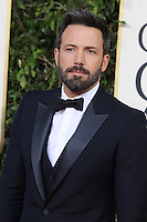 BEVERLY HILLS, CA - JANUARY 13: Ben Affleck at the 70th Annual Golden Globe Awards at the Beverly Hills Hilton Hotel in Beverly Hills, California. January 13, 2013. Credit: mpi29/MediaPunch Inc. /NortePhoto