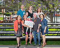 Group photo of the class of 1993.<br /> Occidental College hosts its annual Alumni Reunion Weekend, June 22-24, 2018 on campus. This year, alumni from the classes of 1968, 1973, 1978, 1983, 1988, 1993, 1998, 2003, 2008 and 2013 gathered to reconnect with friends and family in the Oxy community.<br /> (Photo by Marc Campos, Occidental College Photographer)