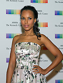 Kerry Washington arrives for the formal Artist's Dinner honoring the recipients of the 38th Annual Kennedy Center Honors hosted by United States Secretary of State John F. Kerry at the U.S. Department of State in Washington, D.C. on Saturday, December 5, 2015. The 2015 honorees are: singer-songwriter Carole King, filmmaker George Lucas, actress and singer Rita Moreno, conductor Seiji Ozawa, and actress and Broadway star Cicely Tyson.<br /> Credit: Ron Sachs / Pool via CNP