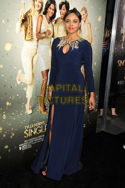 10 March 2014 - Hollywood, California - Sharon Leal. &quot;The Single Moms Club&quot; Los Angeles Premiere held at Arclight Cinemas. <br /> CAP/ADM/BP<br /> &copy;Byron Purvis/AdMedia/Capital Pictures