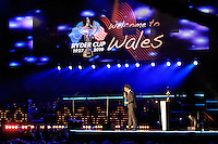 Welcome To Wales Concert at the Millenium Stadium Cardiff for the The 2010 Ryder Cup at the Celtic Manor, Newport, Wales, 29th September 2010..(Picture Manus O'Reilly/www.golffile.ie)