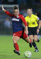 Boyds, MD - Friday Sept. 30, 2016: Christine Nairn during a National Women's Soccer League (NWSL) semi-finals match between the Washington Spirit and the Chicago Red Stars at Maureen Hendricks Field, Maryland SoccerPlex. The Washington Spirit won 2-1 in overtime.