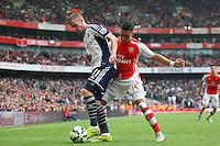 Arsenal vs West Bromwich Albion 24-05-15