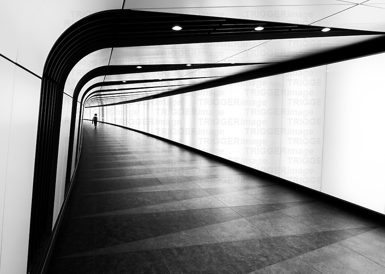 Kings Cross underpass, London