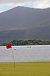 A view of Lough Lein beside Killarney Golf Club in Ireland.<br /> Picture by Don MACMONAGLE