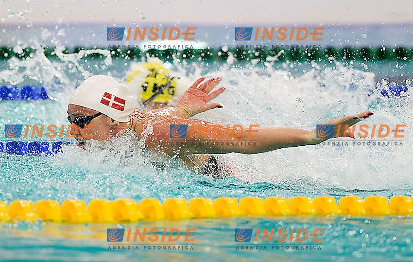 OTTESEN Jeanette DEN Denmark <br /> 100 butterfly women<br /> FINA Swimming World Cup 2013<br /> Dubai 16 - 18 October 2013<br /> Day 1 October 17 Finals<br /> Hamdan bin Mohammed bin Rashid Sport Complex<br /> Photo G.Scala/Insidefoto