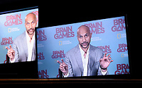 BEVERLY HILLS - JULY 23: Executive Host Keegan-Michael Key via satellite during the BRAIN GAMES panel at the National Geographic portion of the Summer 2019 TCA Press Tour at the Beverly Hilton on July 23, 2019 in Los Angeles, California. (Photo by Frank Micelotta/National Geographic/PictureGroup)