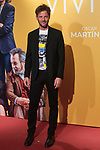 Eloy Azorin during Premiere Vivir dos veces at Capitol Cinema on September 5, 2019 in Madrid, Spain.<br />  (ALTERPHOTOS/Yurena Paniagua)