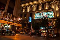 Madrid - Cafeteria, Teatro Caser Calderòn