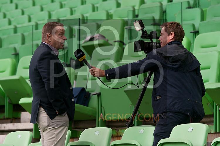 Voetbal: 16-9-2015,UEFA, Fc Groningen vs Olympique de Marseille,(L) Hans Nijland of FC Groningen,