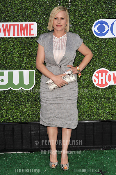 "Patricia Arquette - star of ""Medium"" - at CBS TV Summer Press Tour Party in Beverly Hills. .July 28, 2010  Los Angeles, CA.Picture: Paul Smith / Featureflash"