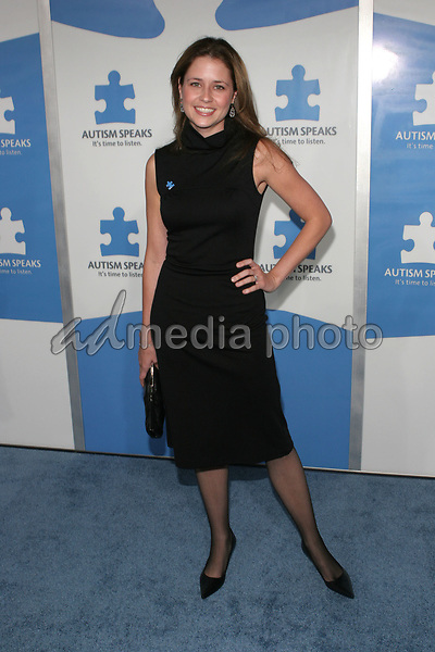 "24 September 2005 - Hollywood, California - Jenna Fischer.  Jerry Seinfeld and Paul Simon Perform ""One Night Only: A Concert for Autism Speaks"" - Arrivals held at the Kodak Theatre.  Photo Credit: Zach Lipp/AdMedia"