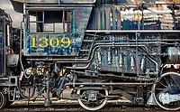 Baltimore Train B&O Railroad