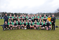 The Wooden Spoon Select XV that played the Ulster 1999 XV at Shaw's Bridge Belfast.  Mandatory Credit - Photo : Oliver McVeigh