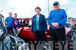 Vintage Run : Pictured at the start of the Ballybunion Health & Leisure Vintage & Classic car on Sunday last were Damian & Nadine Allen, Ballybunionm, Ger Kennelly, Moyvane & Patrick & Mairead Langan, Athea.
