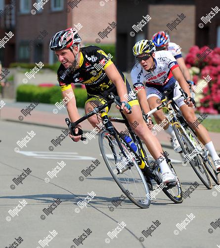 2011-04-30 / Wielrennen / seizoen 2011 / Elite zc. / DE WINTER Walt..Foto: Mpics