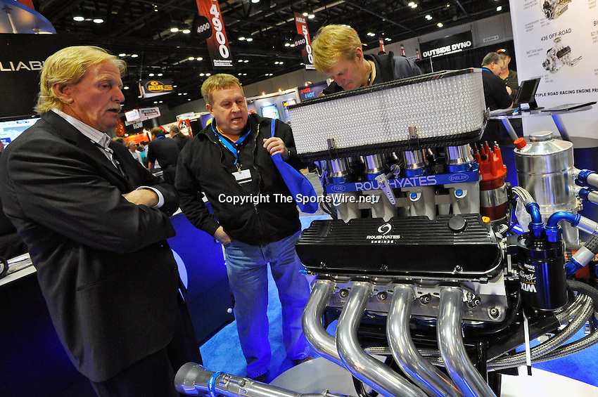 Dec 9, 2010; 1:30:59 PM; Orlando, FL., USA; The 2010 Performance Racing Industry Trade Show held in Orlando, Florida. Mandatory Credit: (thesportswire.net)