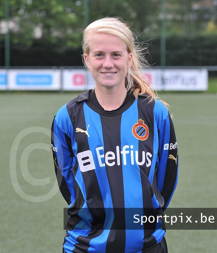 Club Brugge Dames : Silke Demeyere.foto VDB / David Catry