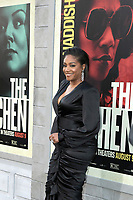 """LOS ANGELES - AUG 5:  Tiffany Haddish at the """"The Kitchen"""" Premiere at the TCL Chinese Theater IMAX on August 5, 2019 in Los Angeles, CA"""