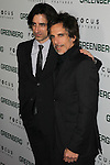 NOAH BAUMBACH, BEN STILLER. Arrivals to the premiere of Focus Features' Greenberg, at the Arclight Hollywood Cinema. Hollywood, CA, USA. 3/18/2010.