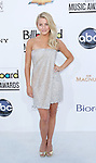 LAS VEGAS, CA - MAY 20: Julianne Hough arrives at the 2012 Billboard Music Awards at MGM Grand on May 20, 2012 in Las Vegas, Nevada.