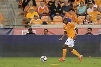 Houston, TX - Wednesday September 26, 2018: 2018 Lamar Hunt U.S. Open Cup final Houston Dynamo vs Philadelphia Union at BBVA Compass Stadium.