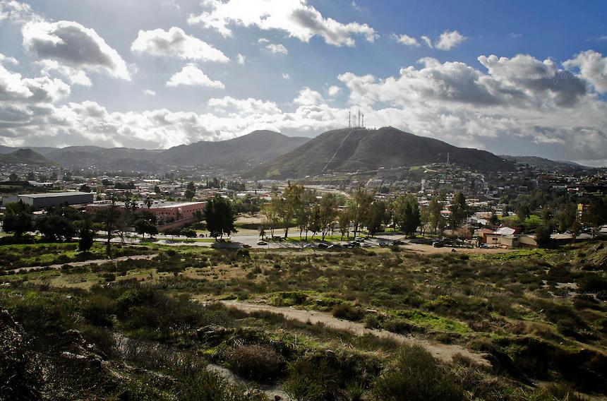 Tecate, Baja California, Mexico. February 8, 2013.  (Javier Manzano / For The Washington Post).