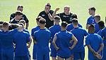 18.06.18  Gary McAllister team talk