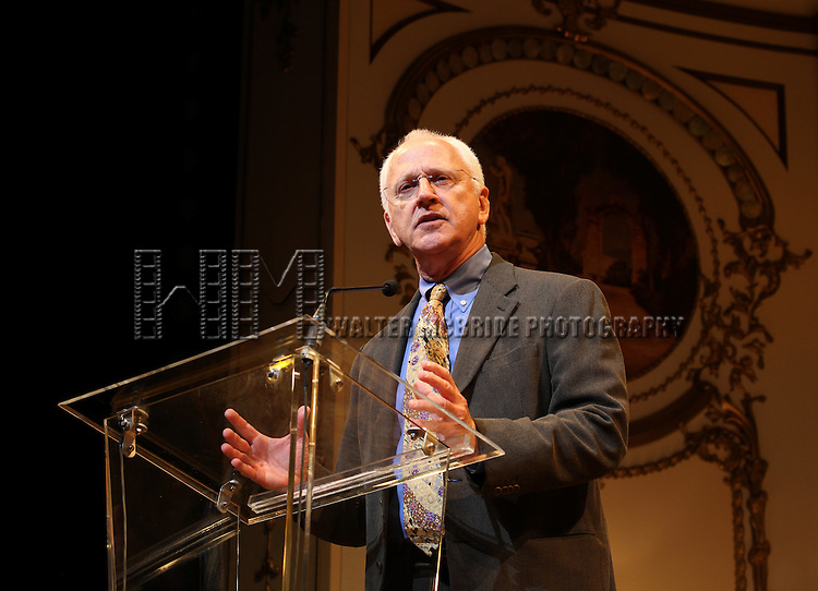 John Rubinstein.during the 68th Annual Theatre World Awards at the Belasco Theatre  in New York City on June 5, 2012.
