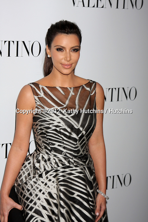 LOS ANGELES - MAR 27:  Kim Kardashian Valentino Beverly Hills Opening at the Valentino Store on March 27, 2012 in Beverly Hills, CA