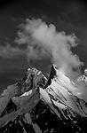 Mitre Peak (19,767 feet/6,025 meters), Karakoram Range, Pakistan