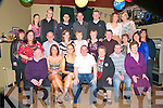 30th birthday : Michael Flavin. Listowel celebrating his 30th birthday with family & friends at the Kingdom Bar, Listowel on Saturday night last.
