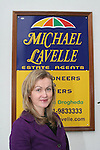 Joanne from Lavelle Estate Agents in Drogheda....Photo NEWSFILE/Jenny Matthews.(Photo credit should read Jenny Matthews/NEWSFILE)....This Picture has been sent you under the condtions enclosed by:.Newsfile Ltd..The Studio,.Millmount Abbey,.Drogheda,.Co Meath..Ireland..Tel: +353(0)41-9871240.Fax: +353(0)41-9871260.GSM: +353(0)86-2500958.email: pictures@newsfile.ie.www.newsfile.ie.FTP: 193.120.102.198.