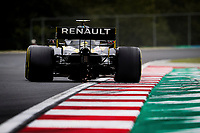 17th July 2020, Hungaroring, Budapest, Hungary; F1 Grand Prix of Hungary,  free practise sessions;  31 Esteban Ocon FRA, Renault DP World F1 Team, Budapest Hungary